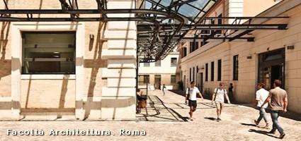 architettura Roma Tre