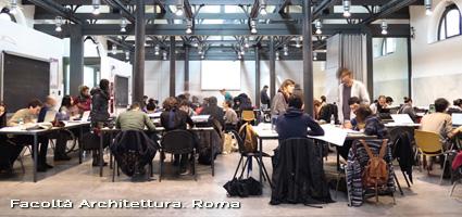 Architettura Roma tre CV