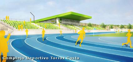 Complejo Deportivo Torrox Costa CV